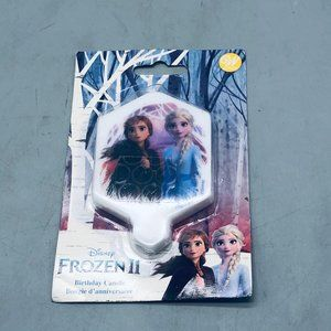 Disney Frozen 2 birthday candle new in package see